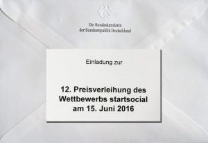 Einladung startsocial Berlin